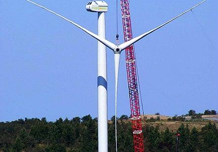 Buckeye I wind farm will be spread across 10,000 acres of leased land