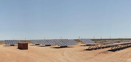 EMC solar project
