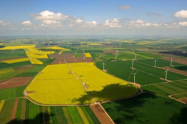 Fantanele-Cogealac Wind Farm