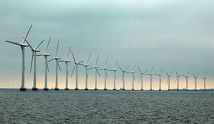 Denmark has always been an expert in renewable energy