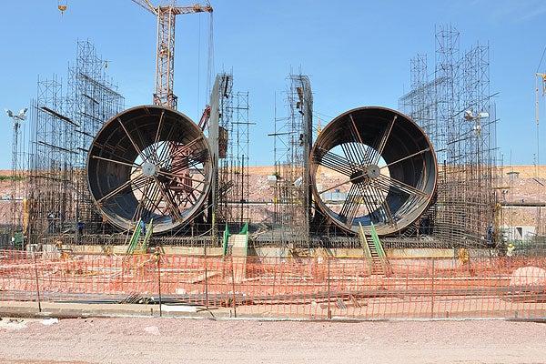 Jirau Hydroelectric Power Plant, Rondônia