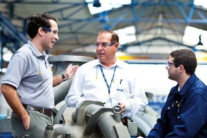 Sulzher Pumps expands presence in Russia.