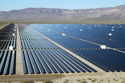 The World S Biggest Solar Power Plants