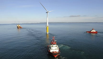 Wind power stands at an important junction in its development