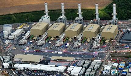 The Pembroke power station
