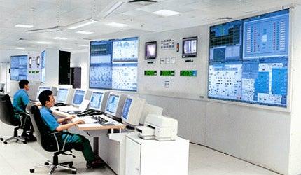 Siemens control at RWE plant