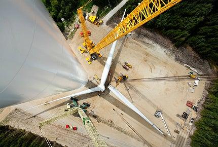 Siemens rotor blades 6