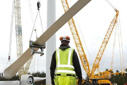 Siemens rotor blades 5