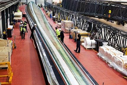 Siemens rotor blades 1
