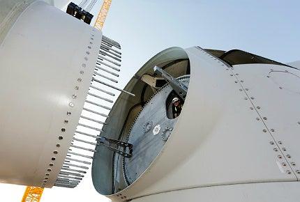 Siemens rotor blades 7