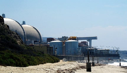San Onofre Nuclear Generating Station (SONGS), California