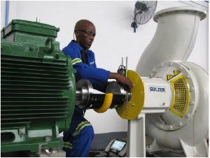 Sulzer Pumps has expanded its sales and service centre
