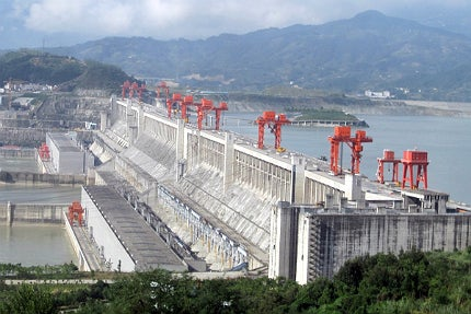 The 10 biggest hydroelectric power plants in the world
