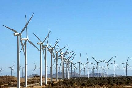 Alta Wind Energy Centre (AWEC)