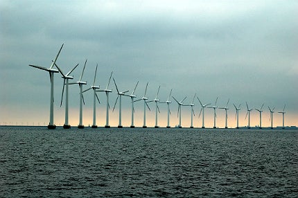 Global wind energy installed capacity increased at a compound annual growth rate (CAGR) of 26.5% from 74,122MW in 2006 to 240,000MW in 2011