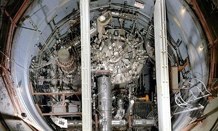 Nuclear thorium reactor