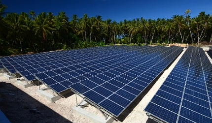 Tokelau The World S First Solar Power Sufficient Nation