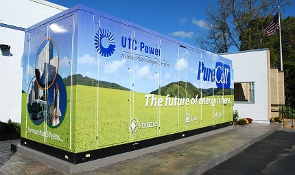 UTC Power has been leading the charge to introduce fuel cells