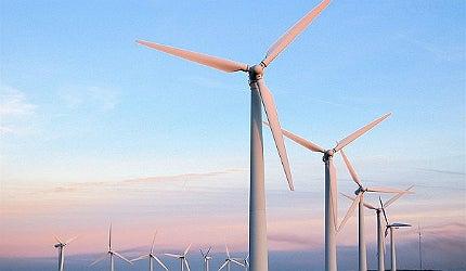 UK wind farms and renewable energy