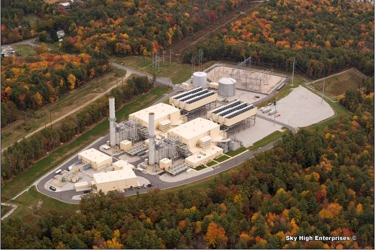 Bellingham power plant
