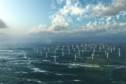 EnBW Baltic 2 offshore wind farm