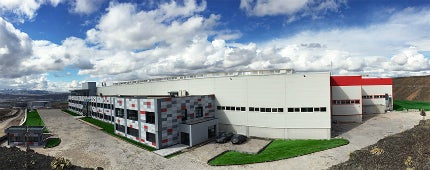 Selnick new factory