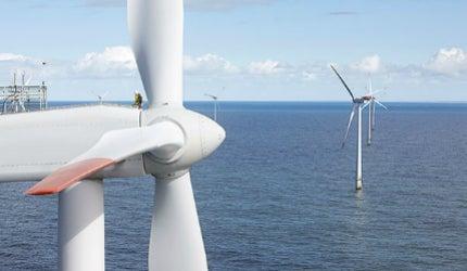Kreigers Flak offshore wind farm