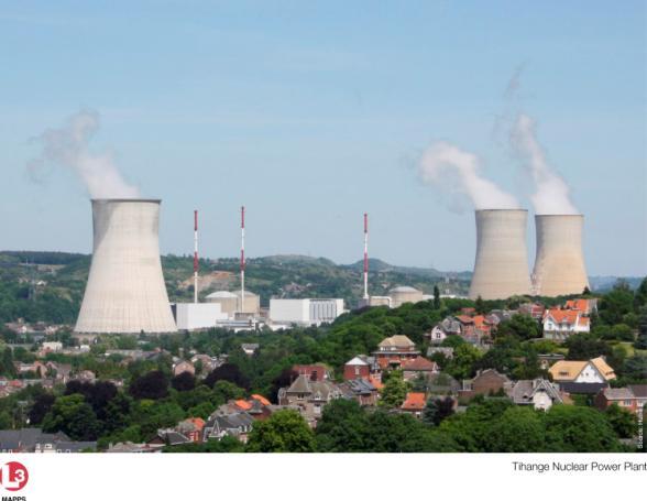 Tihange 1 nuclear