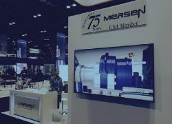 Mersen at the AWEA Windpower show