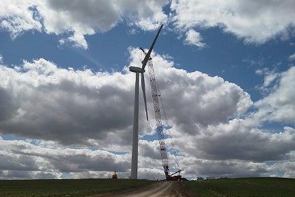 Rim Rock wind farm