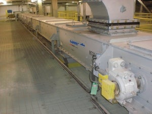 Heavy-Duty Conveyors