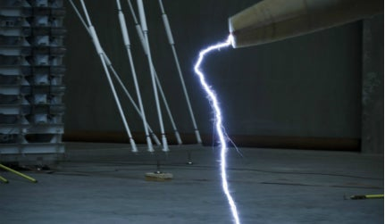 artificial lightning