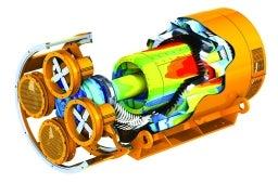 LCF alternators