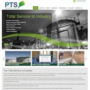 PTS new website