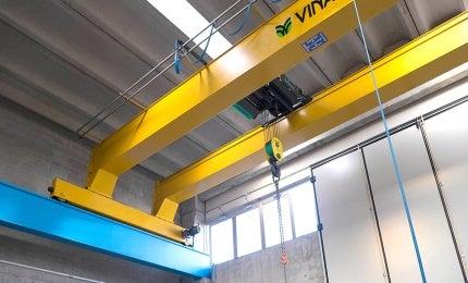 Vinati lifting equipment