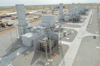 Derweze Power Plant