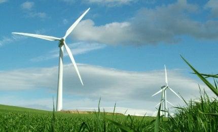 Onshore turbines