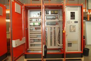 switchgear cabinet