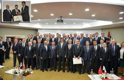 ISIB award ceremony