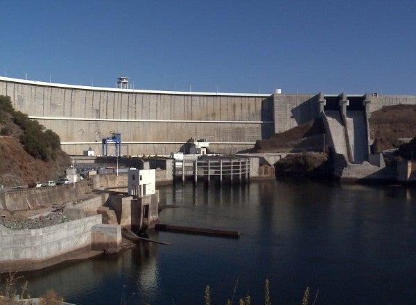 Alqueva Hydro Pumped storage power plant