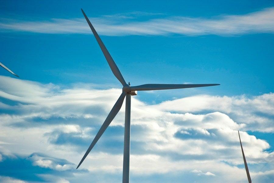 Alstom wind turbines of ECO100 platform