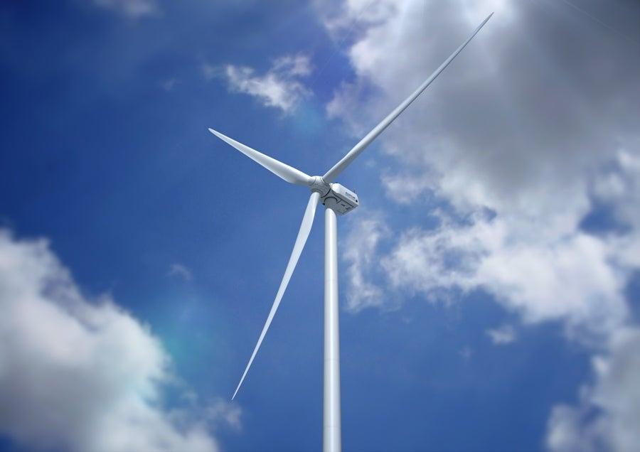 Alstom_ECO wind turbine