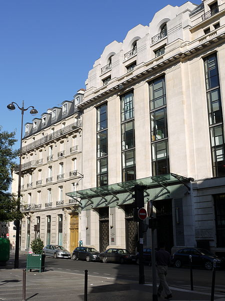 Areva Headquarters in France