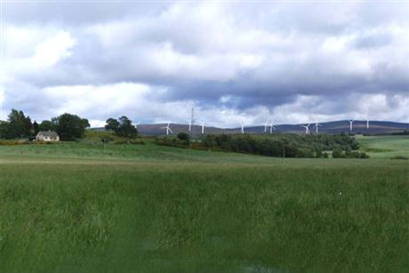 Berry Burn Wind Farm_Scotland