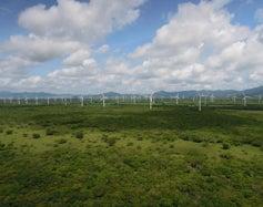 Dos Arbolitos wind farm