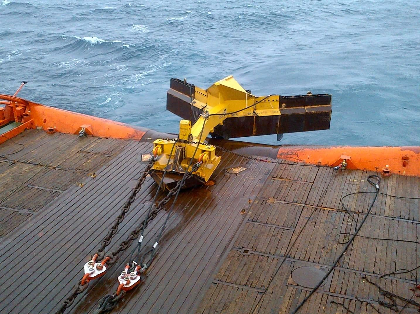 Ecosse Subsea Systems SCAR plough system