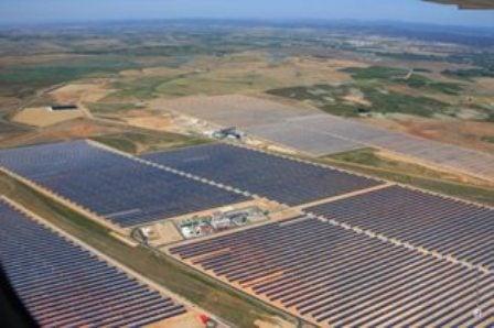 FCC's Solar Power Plant