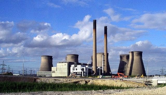 Ferrybridge 'C' Power Station