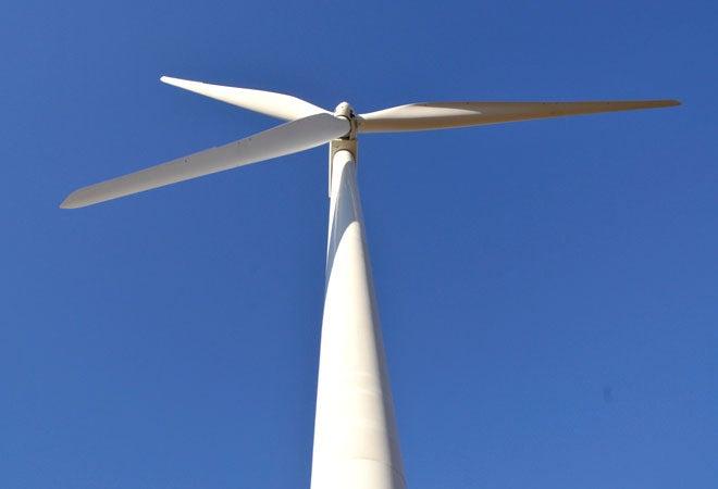 GE 1.6 wind turbine