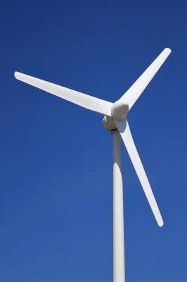 Finland Wind Turbine